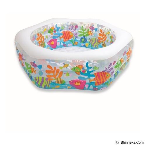 INTEX Ocean Reef Pool [56493] - Kolam Renang Portable