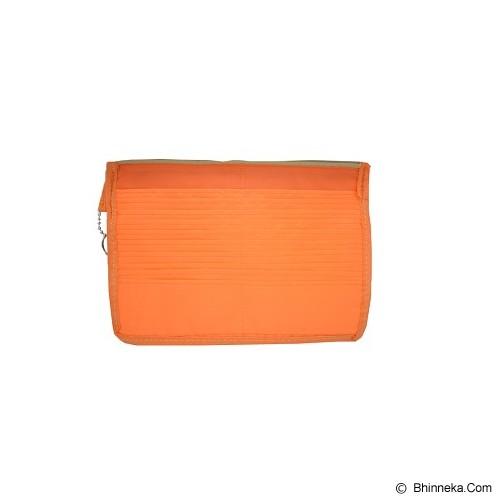 SSLAND Card Organizer - Orange (V) - Dompet Wanita