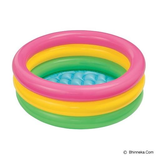INTEX Sunset Glow Baby Pool [57402] - Kolam Renang Portable