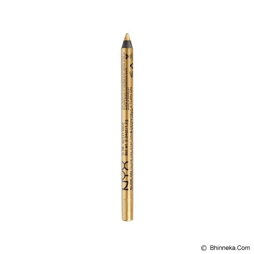NYX Slide On Pencil Glitzy Gold - Eyeliner