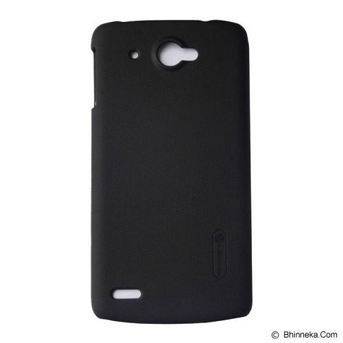 NILLKIN Super Frosted Shield for Lenovo S920 - Black - Casing Handphone / Case