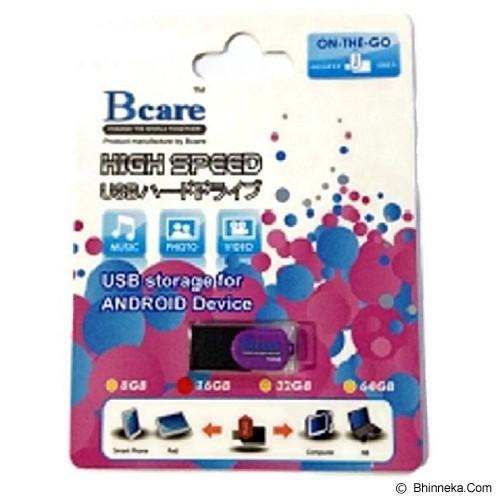 BCARE USB OTG 16GB - Usb Flash Disk Dual Drive / Otg
