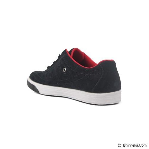 CATENZO Casual Blamo Size 40 [TF 088] - Black - Sneakers Pria