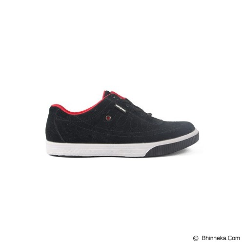 CATENZO Casual Blamo Size 41 [TF 088] - Black - Sneakers Pria