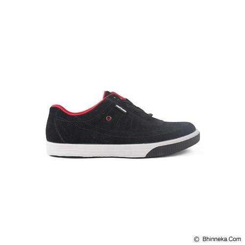 CATENZO Casual Blamo Size 43 [TF 088] - Black - Sneakers Pria
