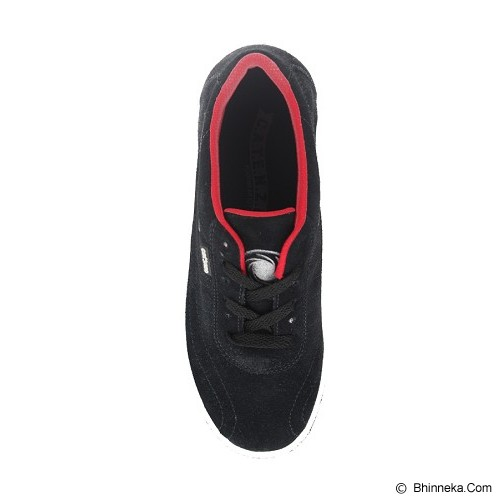 CATENZO Casual Blamo Size 43 [TF 088] - Black - Sneakers Pria