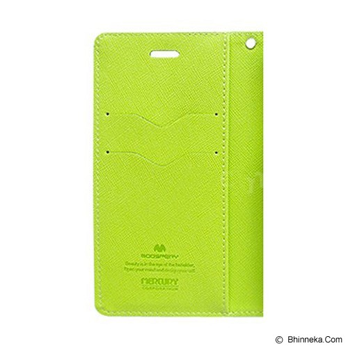 MERCURY GOOSPERY Samsung Galaxy Note 2 Case - Lime/Navy - Casing Handphone / Case