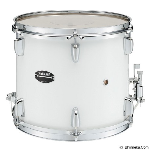 YAMAHA Snare Drum [MS-4012] - White - Snare Drum