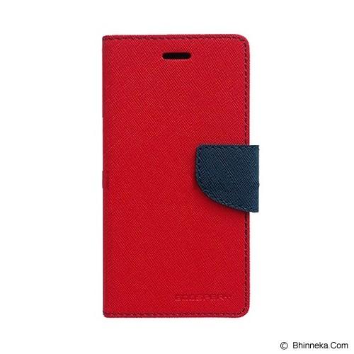 MERCURY GOOSPERY Samsung Galaxy S6 Edge Case - Red/Navy - Casing Handphone / Case