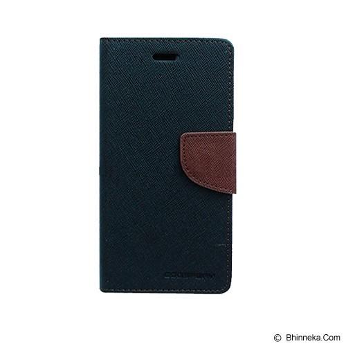 MERCURY GOOSPERY LG G3 Case - Black/Brown - Casing Handphone / Case