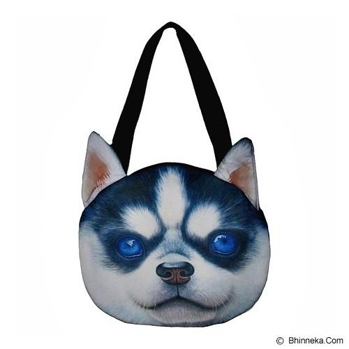 HARMONYSTORE Shoulder Bag Anjing Husky [D1] - Shoulder Bag Wanita
