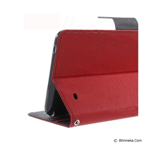 MERCURY GOOSPERY Apple iPad Air 2 Case - Red Navy - Casing Tablet / Case