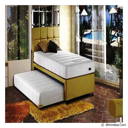 VIOLAND Jojo - Spring Natural Latex 3 in 1 bed 90 x 200 cm - Kasur