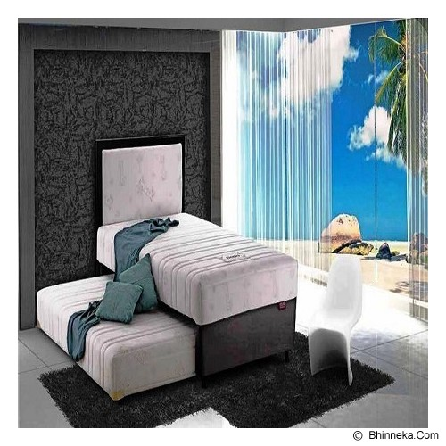 VIOLAND Dodo - Spring Natural Latex 2 in 1 bed 100 x 200 cm - Kasur