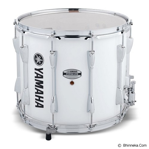 YAMAHA Snare Drum [MS-6314] - White - Snare Drum
