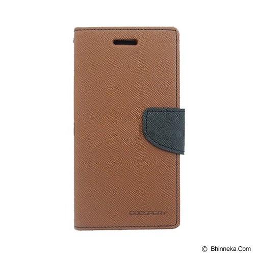 MERCURY GOOSPERY Apple iPhone 6 Plus Case - Brown/Black - Casing Handphone / Case