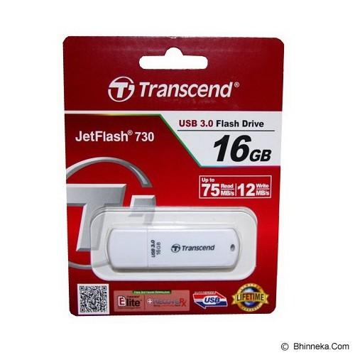 TRANSCEND JetFlash 730 16GB [TS8GJF730] - Usb Flash Disk Basic 3.0