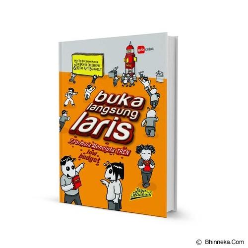YUBISTORE Buku Buka Langsung Laris BLL - Craft and Hobby Book