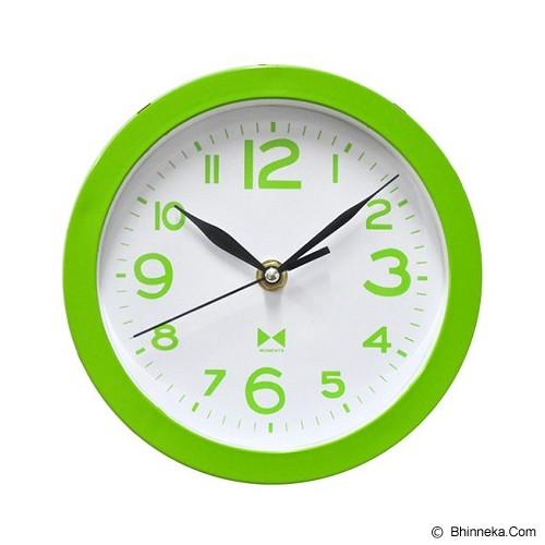 INNOFOTO Jam Dinding [08272] - Green - Jam Dinding