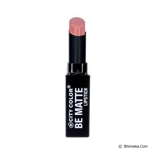 CITY COLOR Be Matte Lipstick - Taupe - Lipstick