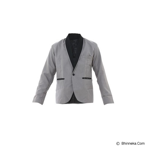 GOOG ON Slim Fit Korea Blazer Size M [K-09] - Blazer Pria