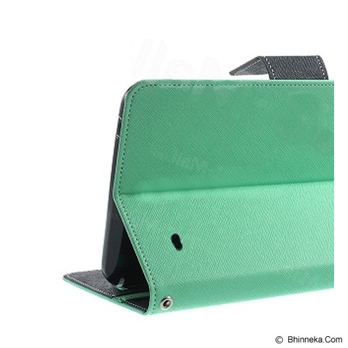 MERCURY GOOSPERY Apple iPad 2/3/4 Case - Mint Navy - Casing Tablet / Case