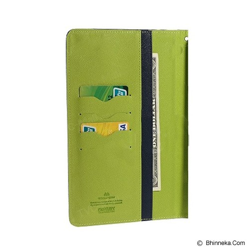 MERCURY GOOSPERY Apple iPad 2/3/4 Case - Navy Lime - Casing Tablet / Case
