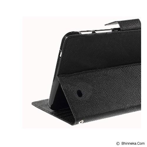 MERCURY GOOSPERY Samsung Galaxy Tab 4 10.1 Case - Black/Black - Casing Tablet / Case