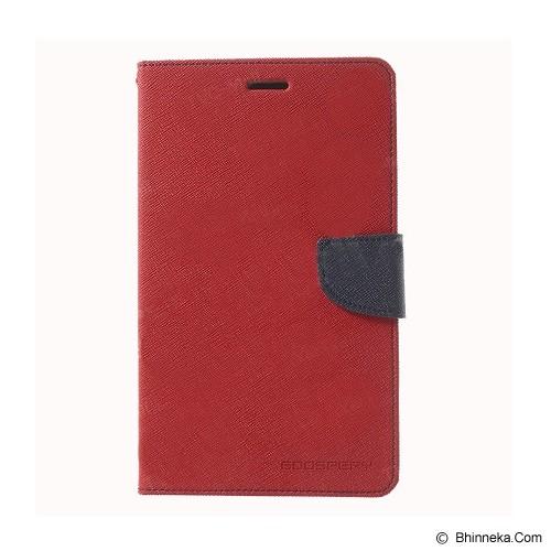 MERCURY GOOSPERY Samsung Galaxy Tab 4 10.1 Case - Red/Navy - Casing Tablet / Case