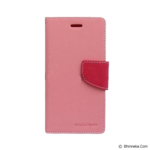 MERCURY GOOSPERY Samsung Galaxy Alpha Case - Pink/Hot Pink - Casing Handphone / Case