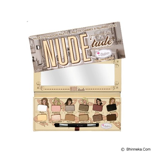 THE BALM Nude Tude Nude - Eye Shadow
