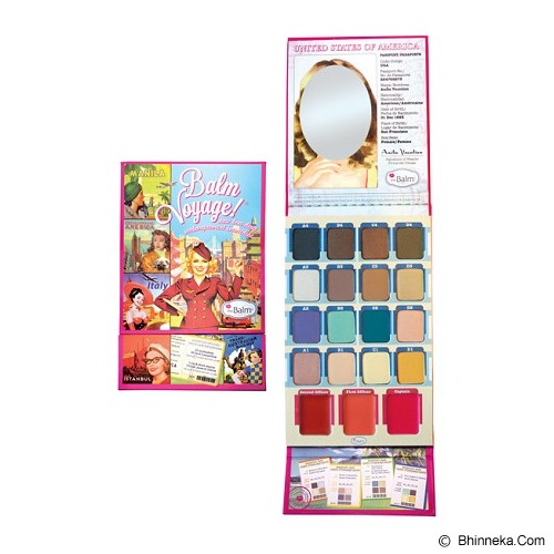 THE BALM Voyage Holiday - Eye Shadow