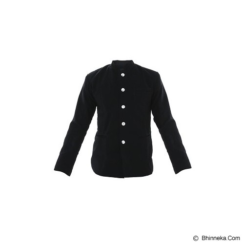 GOOG ON Blazer Jacket Korean Style Size S [K-15] - Black - Blazer Pria