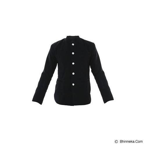 GOOG ON Blazer Jacket Korean Style Size XL [K-15] - Black - Blazer Pria