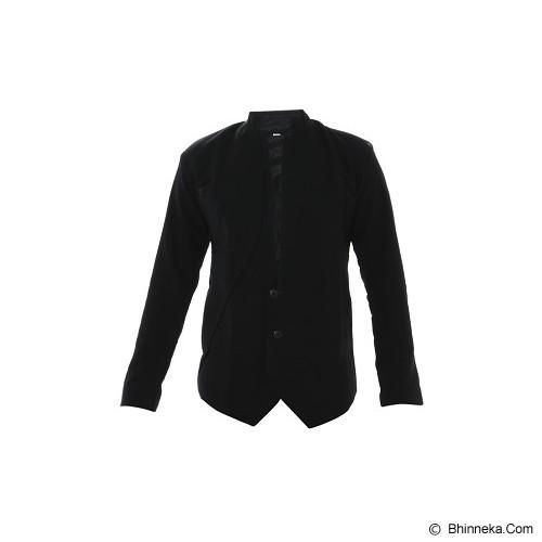 GOOG ON Blazer Korean Style Size L [K-11] - Black - Blazer Pria