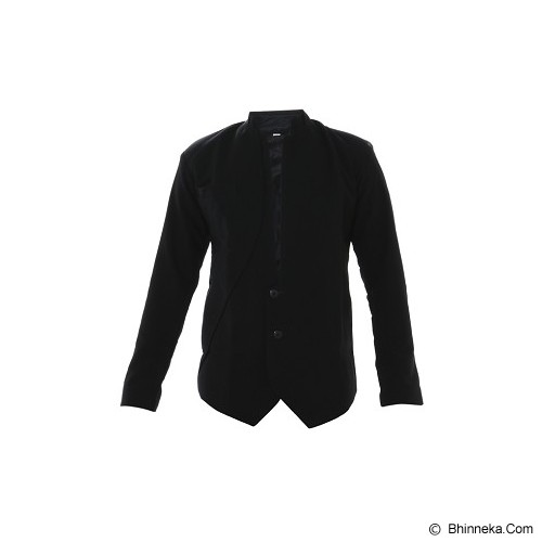 GOOG ON Blazer Korean Style Size XL [K-11] - Black - Blazer Pria