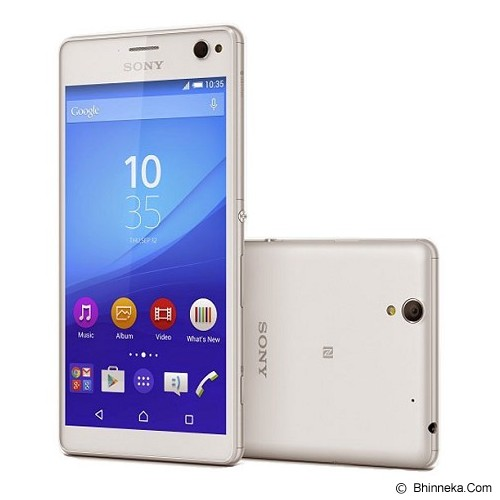 SONY Xperia C4 LTE - White - Smart Phone Android