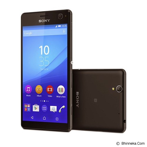 SONY Xperia C4 LTE - Black - Smart Phone Android