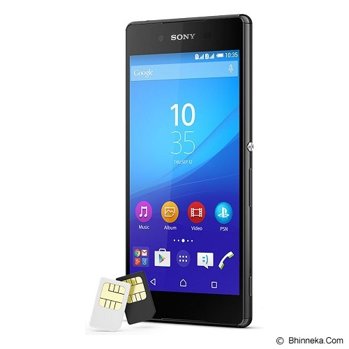 SONY Xperia Z3+ - Black - Smart Phone Android