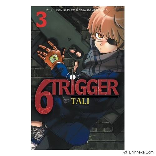 ELEX MEDIA KOMPUTINDO 6 Trigger vol.03 - Craft and Hobby Book