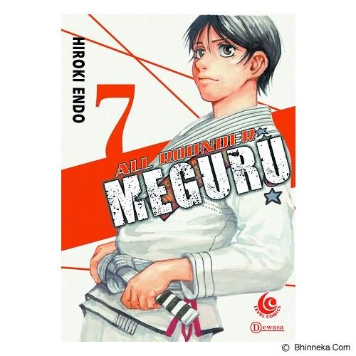 ELEX MEDIA KOMPUTINDO LC : All Rounder Meguru vol. 07 - Craft and Hobby Book
