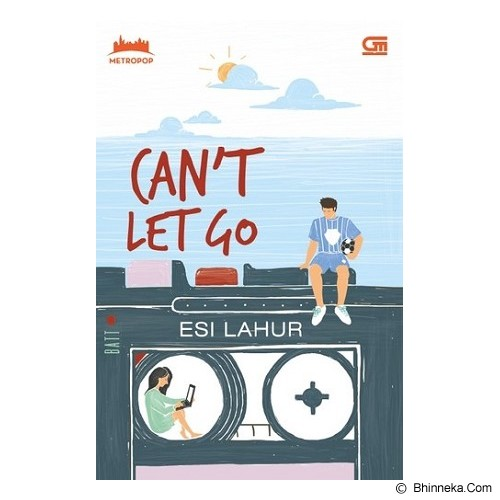 GRAMEDIA PUSTAKA MetroPop : Cant Let Go - Craft and Hobby Book