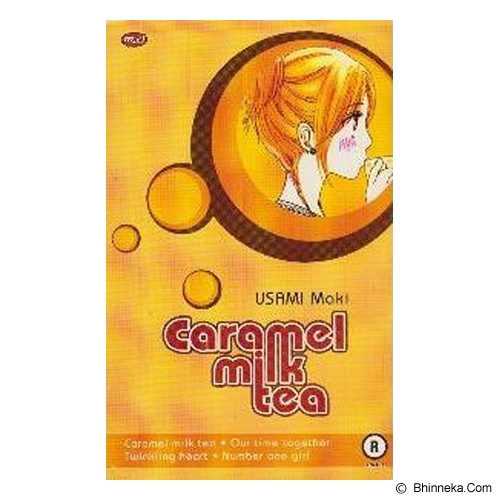 MNC Caramel Milk Tea - Craft and Hobby Book