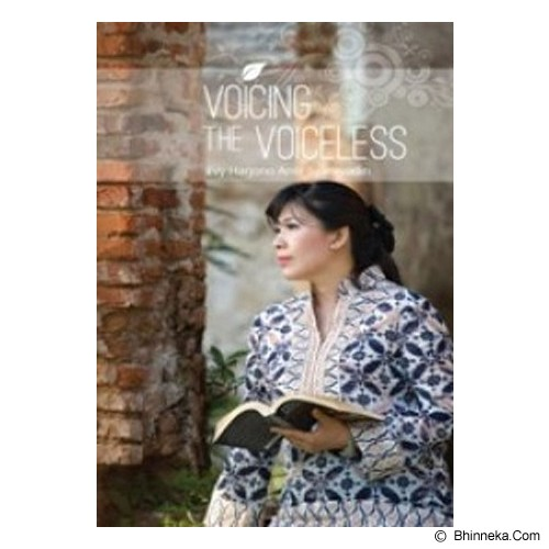 KEPUSTAKAAN POPULER GRAMEDIA Voicing The Voiceless - Craft and Hobby Book