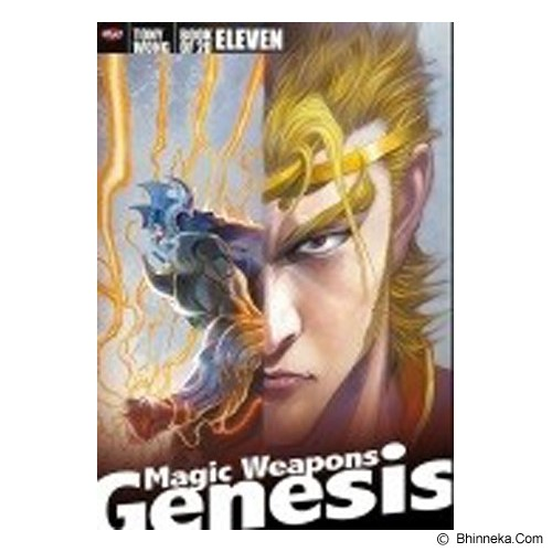 MNC Magical Weapon Genesis Vol. 11 - Craft and Hobby Book