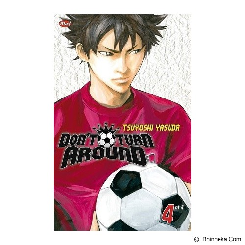 MNC Dont Turn Around vol. 04 - Craft and Hobby Book