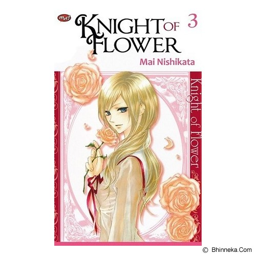 MNC Knight of Flower vol. 03 - Craft and Hobby Book