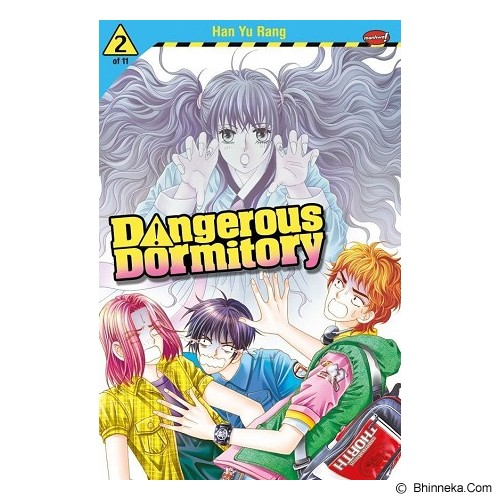 MNC Dangerous Dormitory vol. 02 - Craft and Hobby Book