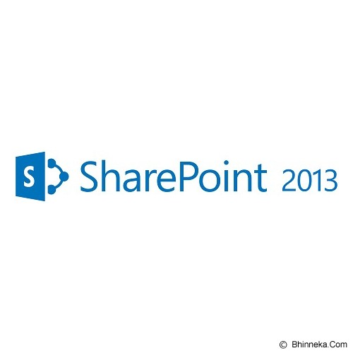 MICROSOFT SharePoint Enterprise Server 2013 Standard User CAL [76N-03699] - Software Office Application Licensing