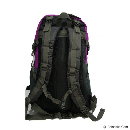 REAL POLO Backpack Xtra Large [6280] - Purple - Tas Carrier / Rucksack